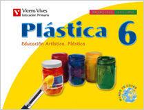 PLASTICA 6. LIBRO DO ALUMNO. EDUCACION ARTISTICA