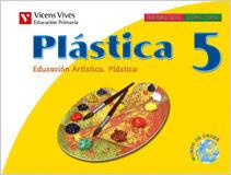 PLASTICA 5. LIBRO DO ALUMNO. EXPRESION PLASTICA E VISUAL