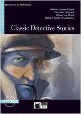 CLASSIC DETECTIVE STORIES+CD (B1.2 2010)