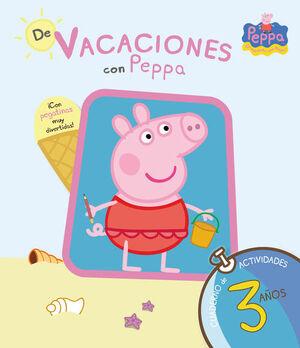 DE VACIONES CON PEPPA PIG, 3 AÑOS