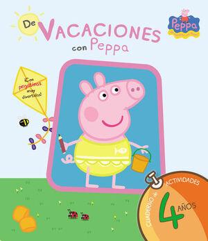 DE VACACIONES CON PEPPA PIG, 4 AÑOS