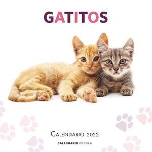 CALENDARIO GATITOS 2022