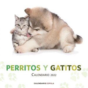 CALENDARIO GATITOS Y PERRITOS