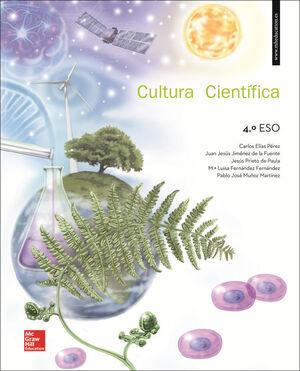 LA - CULTURA CIENTIFICA 4 ESO. LIBRO ALUMANO CAST.