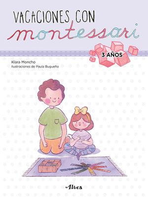 VACACIONES CON MONTESSORI - 3 AÑOS
