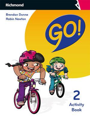 GO! 2ºPRIMARIA ACTIVITY PACK