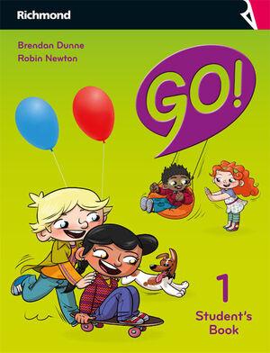 GO! 1ºPRIMARIA STUDENT´S PACK
