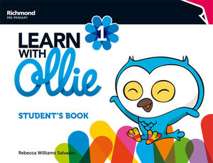 LEARN WITH OLLIE 1 STUDENT'S PACK
