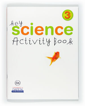 SCIENCE. 3 PRIMARY. KEY. ACTIVITY BOOK