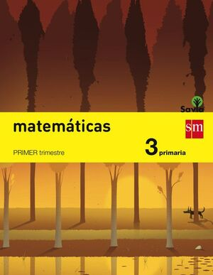 MATEMATICAS 3ºPRIMARIA SAVIA TRIMESTRAL