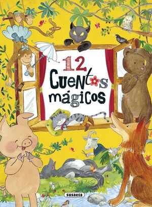12 CUENTOS MAGICOS