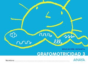 GRAFOMOTRICIDAD 3.