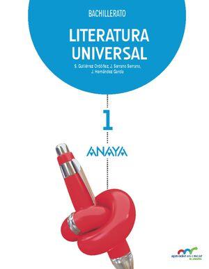 LITERATURA UNIVERSAL 1.
