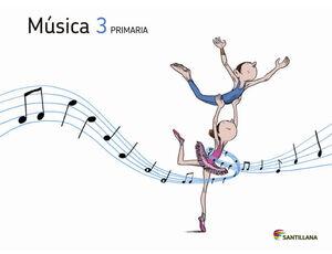 MUSICA + CD 3 PRIMARIA