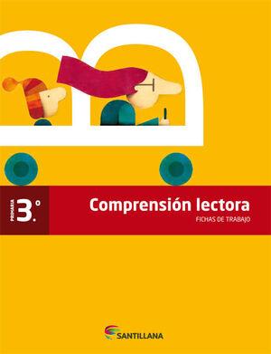 FICHAS COMPRENSION LECTORA 3 PRIMARIA