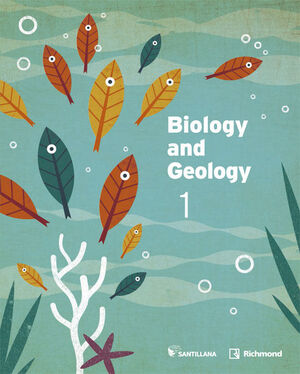 BIOLOGY AND GEOLOGY 1 ESO STUDENT'S BOOK
