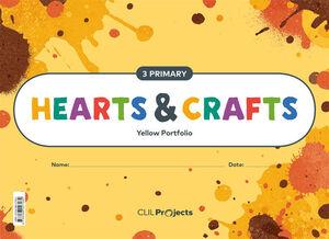 HEARTS & CRAFTS YELLOW NTB I ED18