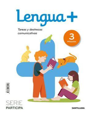 LENGUA+ PARTICIPA 3ºPRIMARIA