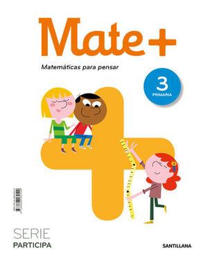 MATE + 3ºPRIMARIA. PARTICIPA