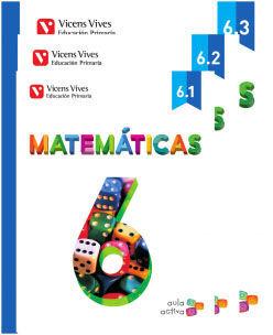 MATEMATICAS 6 (MONOVOLUMEN)