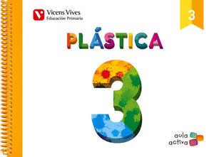 PLASTICA 3 (AULA ACTIVA)