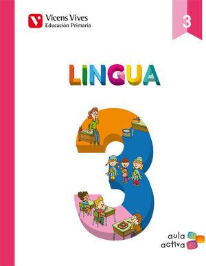LINGUA 3 (3.1-3.2-3.3) AULA ACTIVA