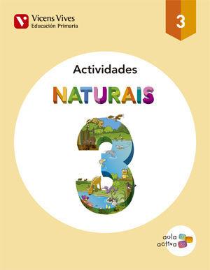 NATURAIS 3 ACTIVIDADES (AULA ACTIVA)