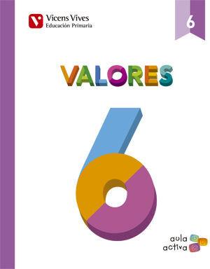 VALORES 6 (AULA ACTIVA)