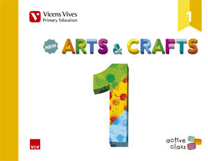 NEW ARTS AND CRAFTS 1 (ACTIVE CLASS)