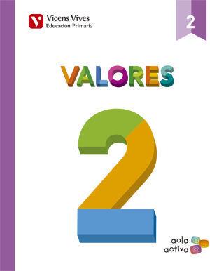 VALORES 2 (AULA ACTIVA)