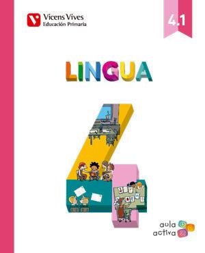 LINGUA 4 (4.1-4.2-4.3) AULA ACTIVA