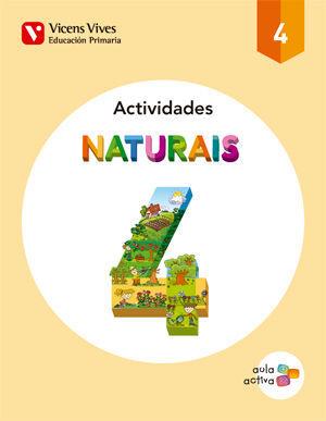 SOCIAIS 4 ACTIVIDADES (AULA ACTIVA)