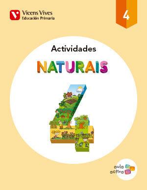 NATURAIS 4 ACTIVIDADES (AULA ACTIVA)