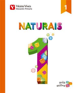 NATURAIS 1 N/E (AULA ACTIVA)