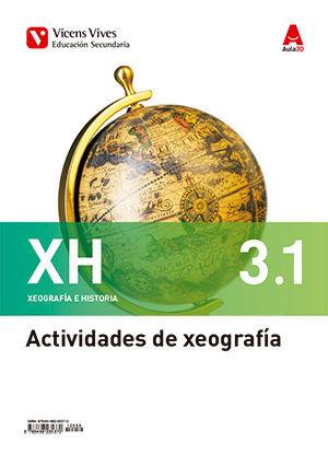 XH 3 ACTIVIDADES (XEOGRAFIA E HISTORIA) AULA 3D
