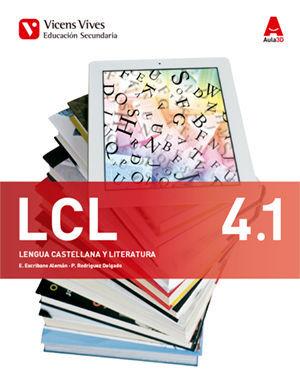 LCL 4 TRIM (LENGUA CASTELLANA Y LIT ESO) AULA 3D
