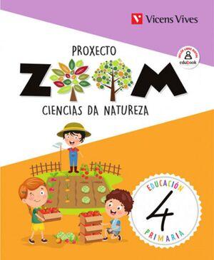 CIENCIAS DA NATUREZA 4ºPRIMARIA. ZOOM. GALICIA 2021
