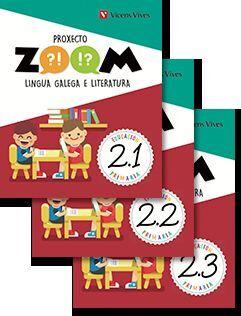 LINGUA 2 GALEGA E LITERATURA (2.1-2.2-2.3) ZOOM
