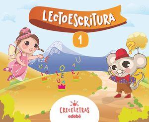 CRECELETRAS LECTOESCRITURA 1