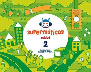 SUPERMÁTICOS CUADERNO 2