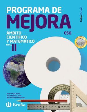 CÓDIGO BRUÑO PROGRAMA DE MEJORA ÁMBITO CIENTÍFICO Y MATEMÁTICO ESO NIVEL II
