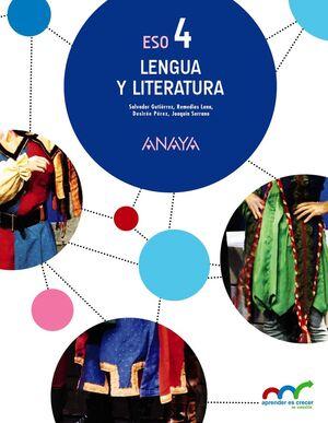LENGUA Y LITERATURA 4.