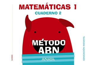 MATEMÁTICAS ABN. NIVEL 1. CUADERNO 2.