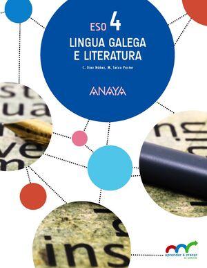 LINGUA GALEGA E LITERATURA 4.