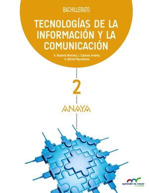 TECNOLOGÍAS DE LA INFORMACIÓN Y LA COMUNICACIÓN 2.