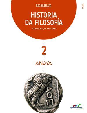 HISTORIA DA FILOSOFÍA 2.