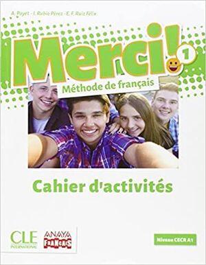 1º E.S.O.-MERCI! 1. CAHIER D'ACTIVITES (2016) - FR