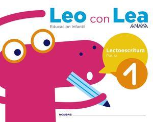 LEO CON LEA 1. PAUTA.