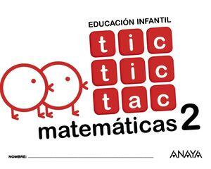 TIC TIC TAC MATEMÁTICAS 2.