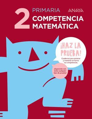 COMPETENCIA MATEMÁTICA 2.